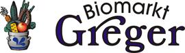 Logo Biomarkt Greger